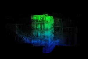Geoslam laserskann innvendig av bygg