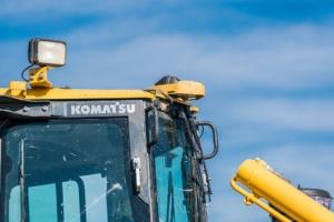 Topcon 3D-MCMAX maskinstyring buldozer Komatsu-65WX lite