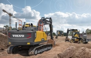 Volvo Dig Assist Topcon 3DMC maskinstyring