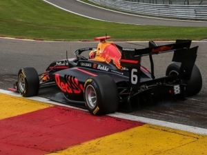 Dennis Hauger FIA Formula 3 Norsecraft Geo
