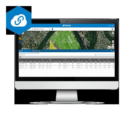 Topcon Sitelink3D V2 maskinstyring dataflyt support